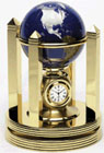 Globe Gift Clocks - Custom Corporate Gifts