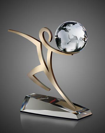 the World Champion Award - Corporate Gift or Award