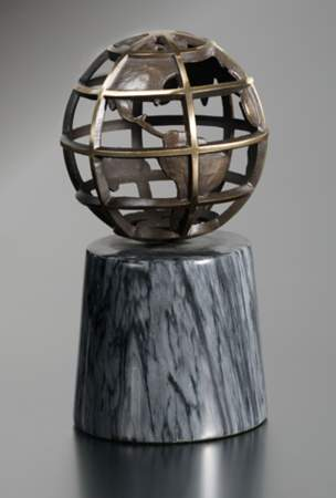 the Bronze Globe Award - Recognition Award