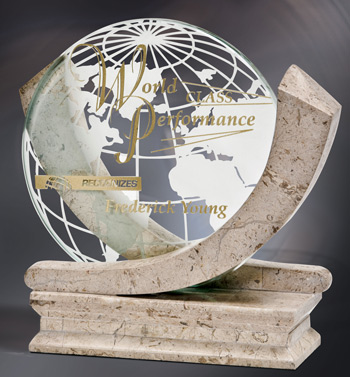 the Crescent World Award - Corporate Award