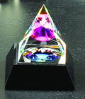 Crystal World Pyramid Award
