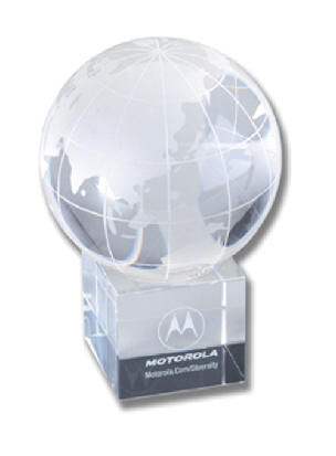 Crystal Globe Award - Corporate Award