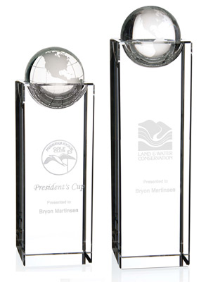 The Global Perception Award - Small and Large