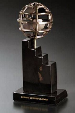 The Global Stairway Award - Bronze Award of Recognition