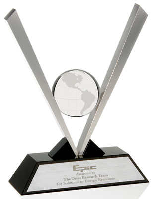 the Global Victory Award - Recognition Award