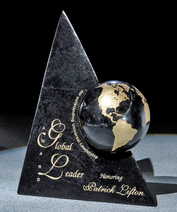 the Global Leader Award - Corporate Award