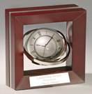 Executive Gyro Gift Clock