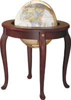the Asbury Floor Globe