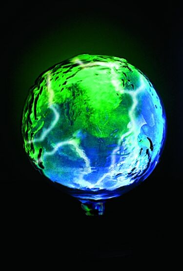 Blue Planet Electra - Plasma Lamp