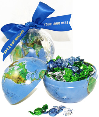 4inch Globe Bank Keepsake